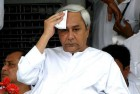 Orissa chief minister and BJD chief Naveen Patnaik at a rally in New Delhi