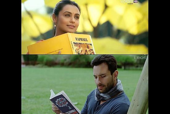 Books People Read In Hindi Films
