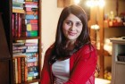 <b>Word-of-mouth selling</b> Parul Sharma, author of <i>Tuki's Grand Salon Chase</i>