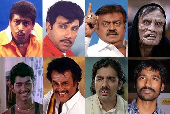 The Ugliness Of The Tamil Hero