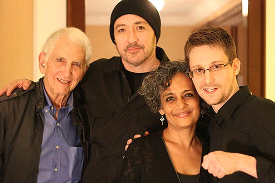 Meeting Ed Snowden