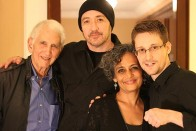 Meeting Ed Snowden