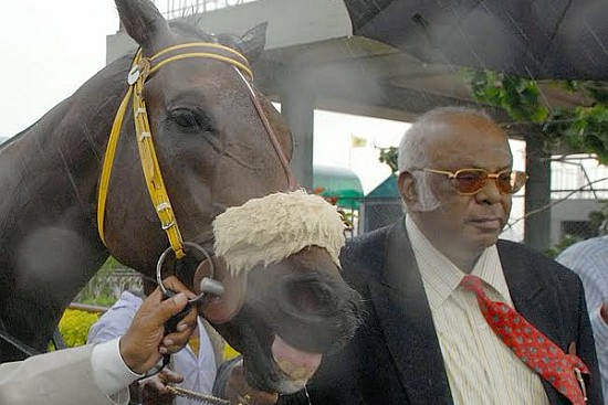 MAM Ramaswamy, Businessman And A Lover Of Horses