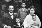 <b>Crossings</b> An Anglo-Burmese family; by the 1900s, such mingling wasn't uncommon