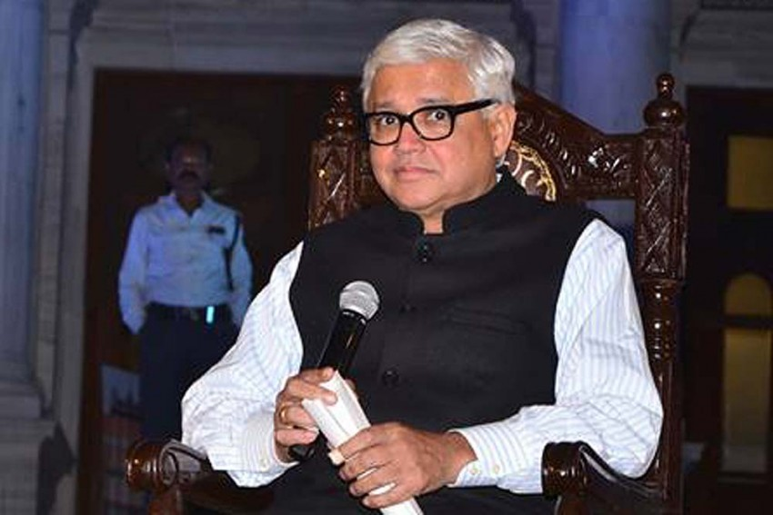 A Moonlit Evening With Amitav Ghosh