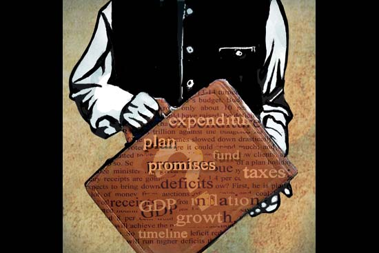 Banking On Tall Promises