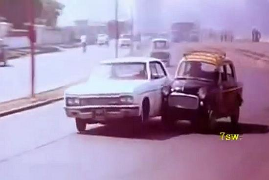 The Driver: Filmi Fall Guy