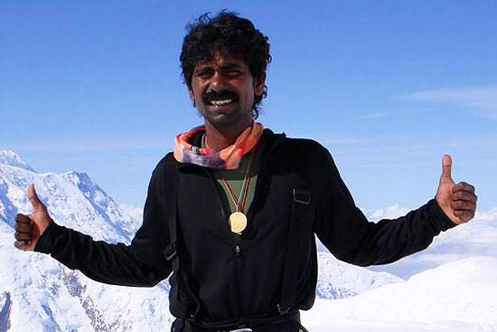 Give Ace Mountaineer Malli Mastan Babu His Due