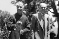 <b>Unflinching rivals?</b> Nehru and Jinnah