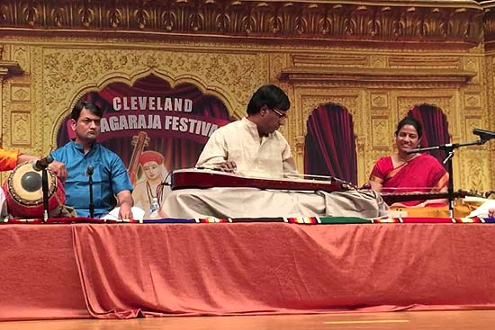 Inclusive Carnatic Music