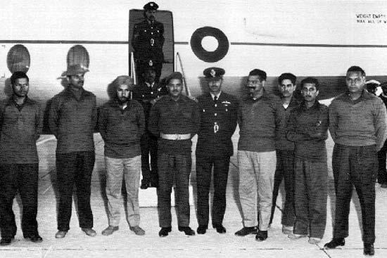 When I Was A Prisoner Of War In Pakistan