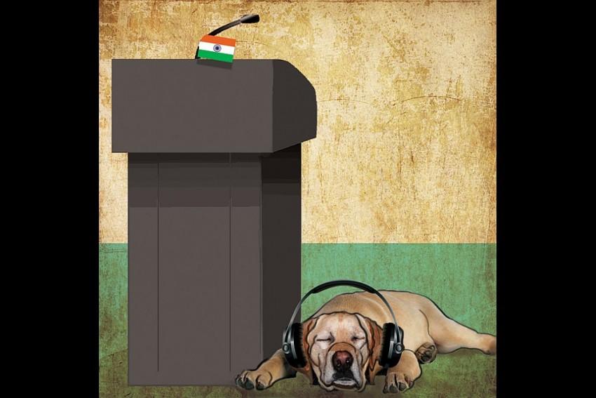 Mr Modi, Silence Is Golden