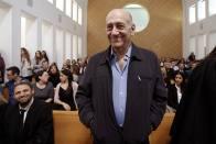 Why I Pity Ehud Olmert