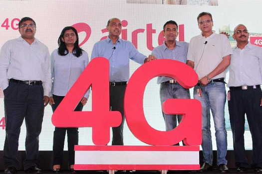 After Technical Snag, Airtel 4G Services Resume
