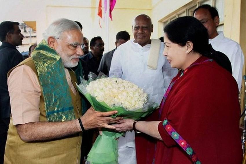 BJP's plan for Tamil Nadu: Project Modi as Amma's Anna