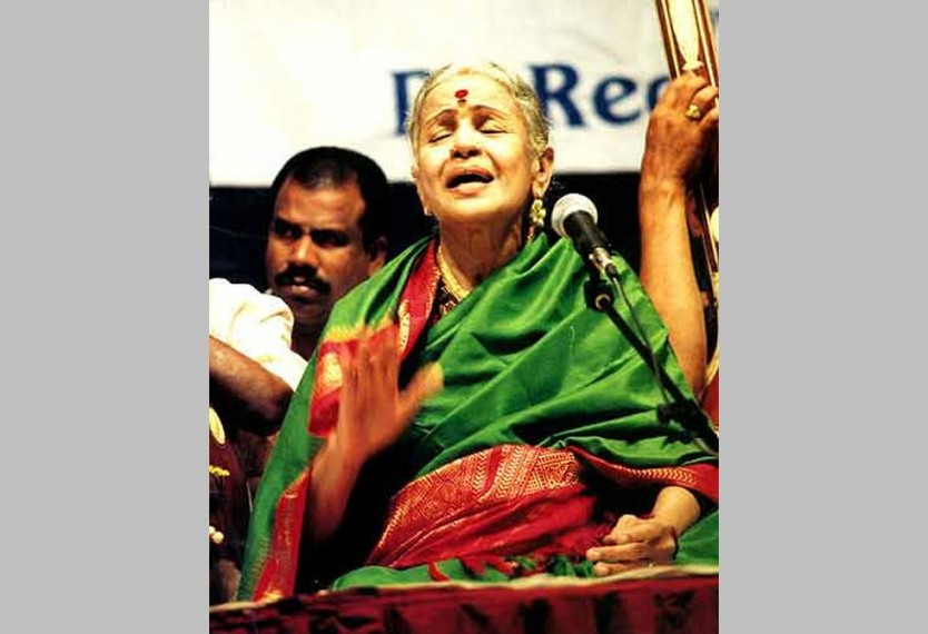M.S. Subbulakshmi: The Rainbow Voice Of Indian Music