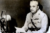 Maharaja Wanted Kashmir To Be An Independent Country, Says Farooq