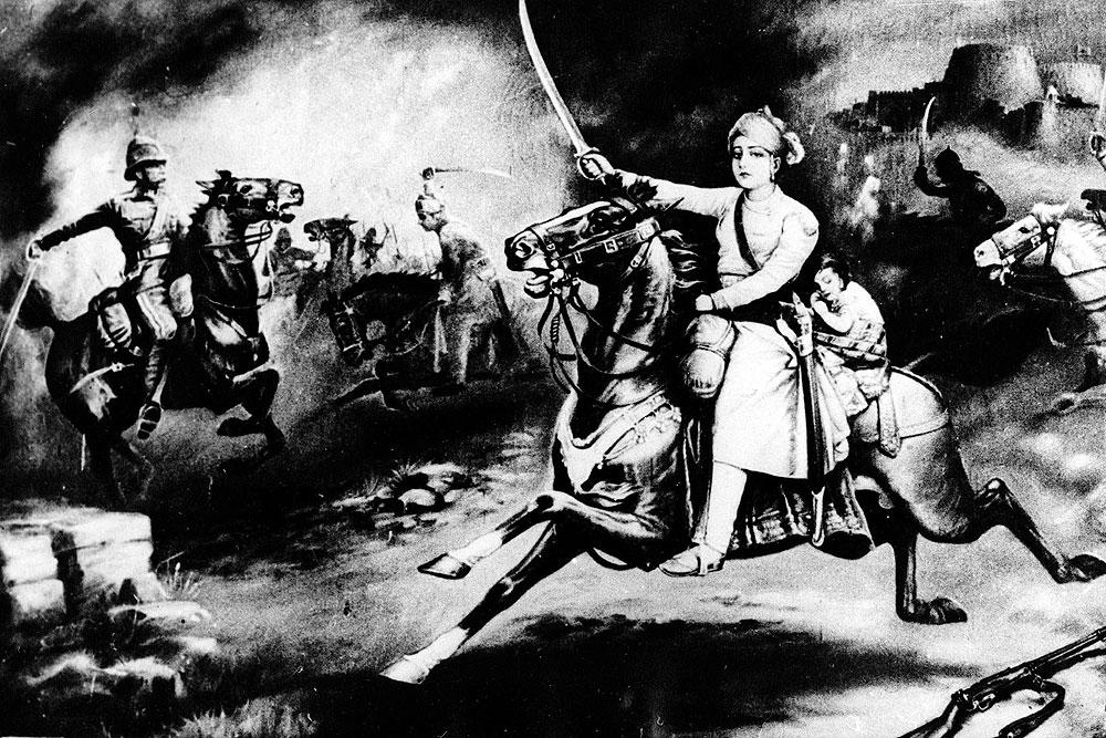 Lakshmi Bai, 1828-1858