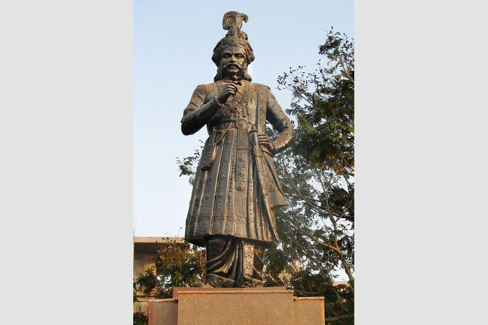 Krishnadevaraya, Reigned 1509-1529