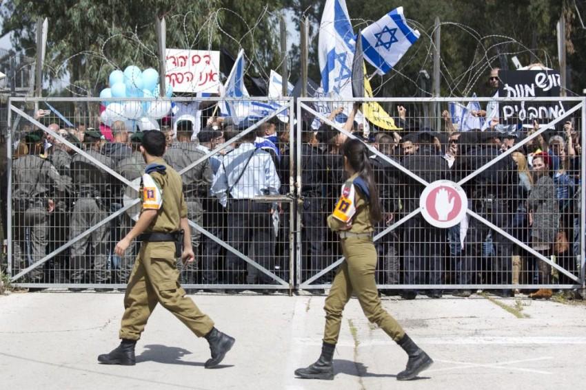 The Israeli Army's Mutiny
