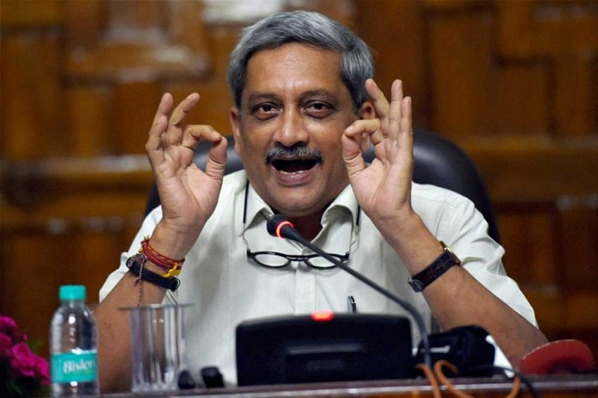The Perils Of Being Manohar Parrikar