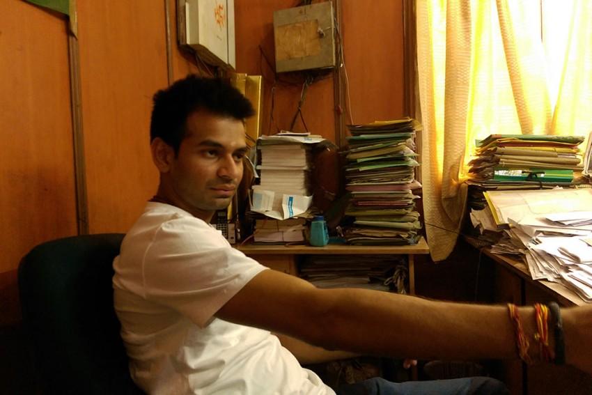 An Instructive Encounter With Bihar's Health Minister, Tej Pratap