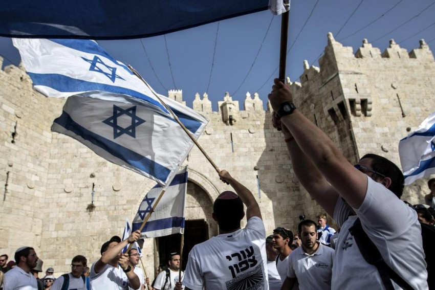 The Rhinossification Of Israel