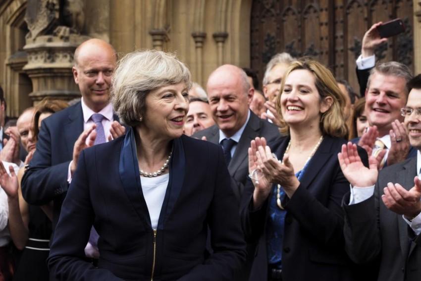 UK Gets Woman Power