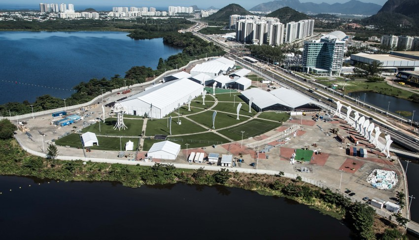 Robbed In Rio: Must Be In Wrong Place At The Wrong Time