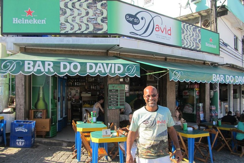 A Little Food Tip: When in Rio, Have Feijoada In A Favela