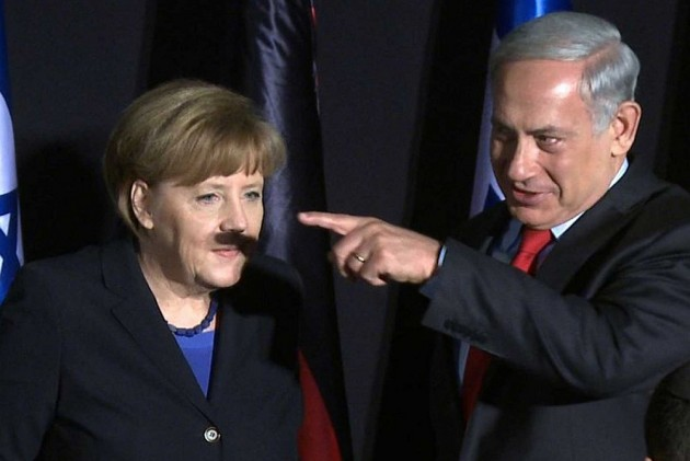 Why Netanyahu Is No Angela Merkel