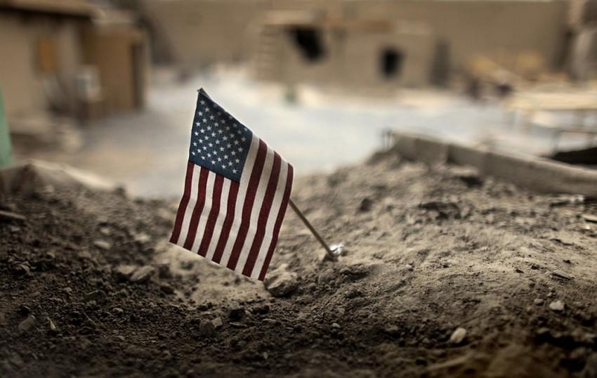 Absurd World Of American War & Peace
