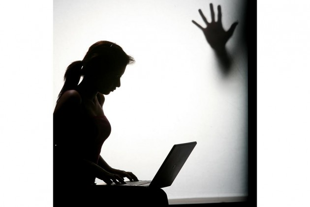 The Stalker In His Cyber Den