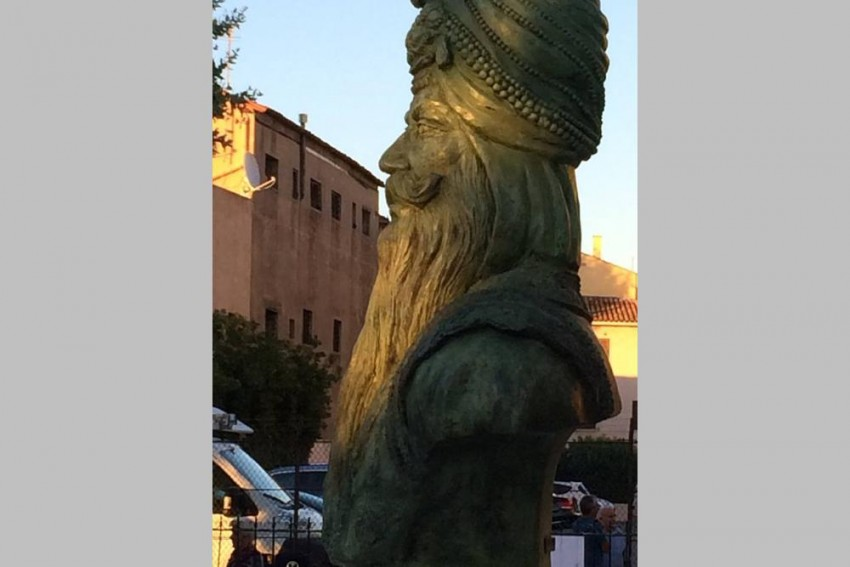 Lion Of Punjab Honoured In French Town