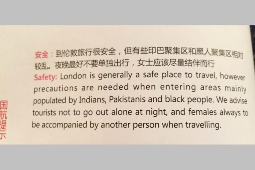 Why London Is Fuming At China