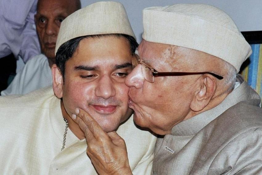 BJP Serves Up 'Fresh Face' For Uttarakhand Polls As 91-Year-Old Congressman N.D.Tiwari Defects