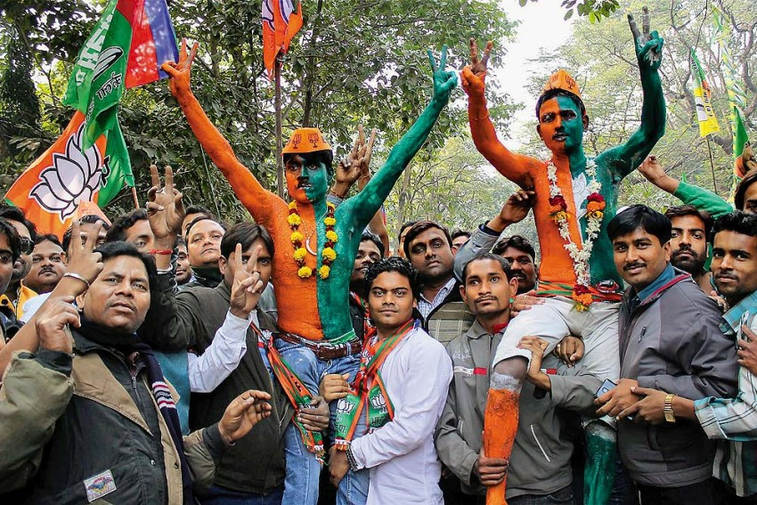 In India, Economic Performance Is Not A Necessary Condition For Electoral Victory