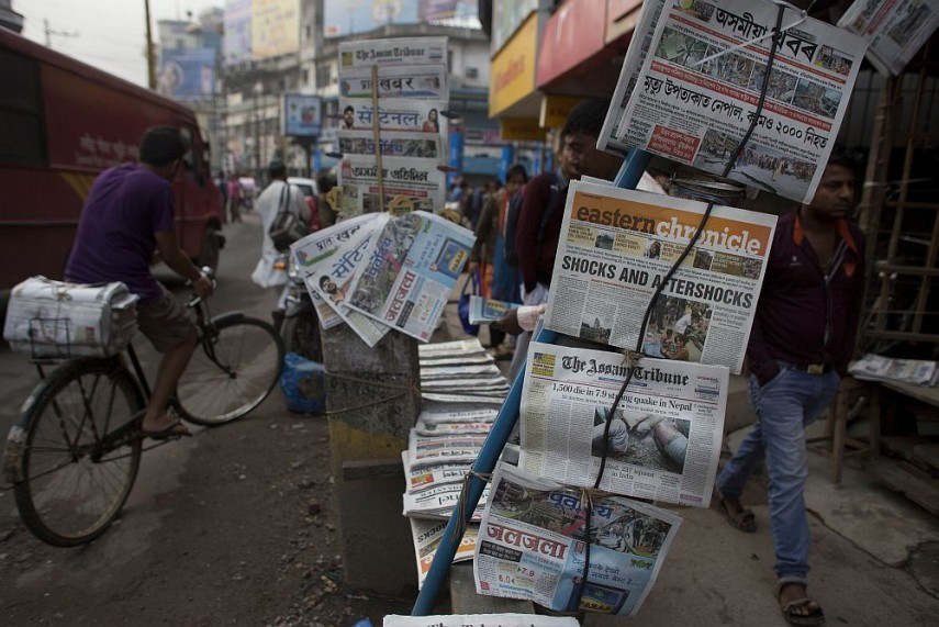 Billionaire Newspapers Go Under The Knife To Make Up For Being Late Bloomers In Adopting Technology