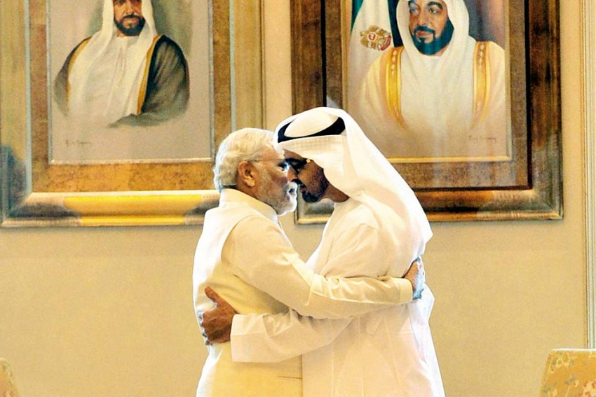 Beyond Oil, India And UAE's Goals Dovetail On Clean Energy