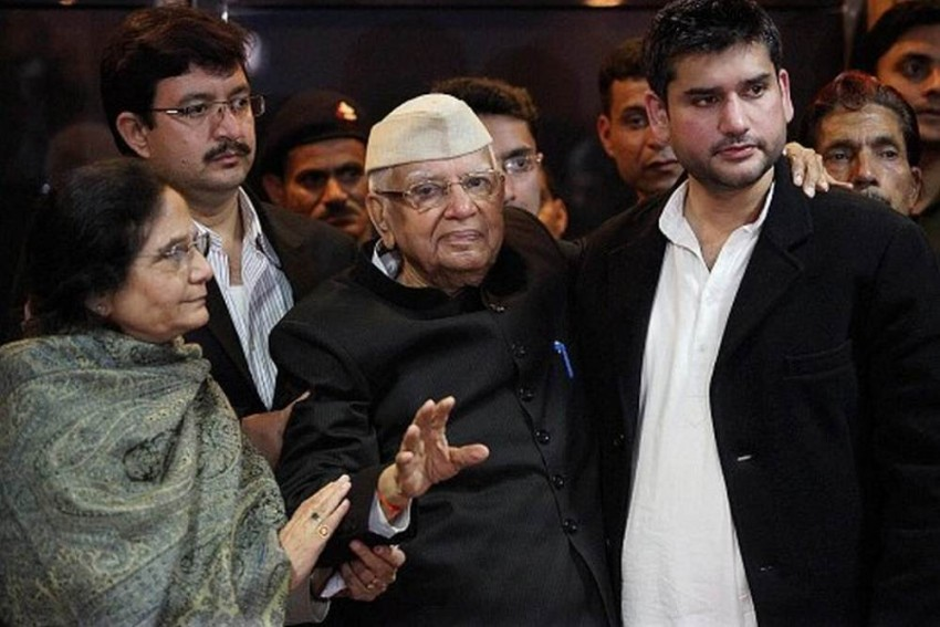 'Whoever My Father Blesses, Will Win In Both UP And Uttarakhand', Says N.D. Tiwari's Son Rohit Shekhar