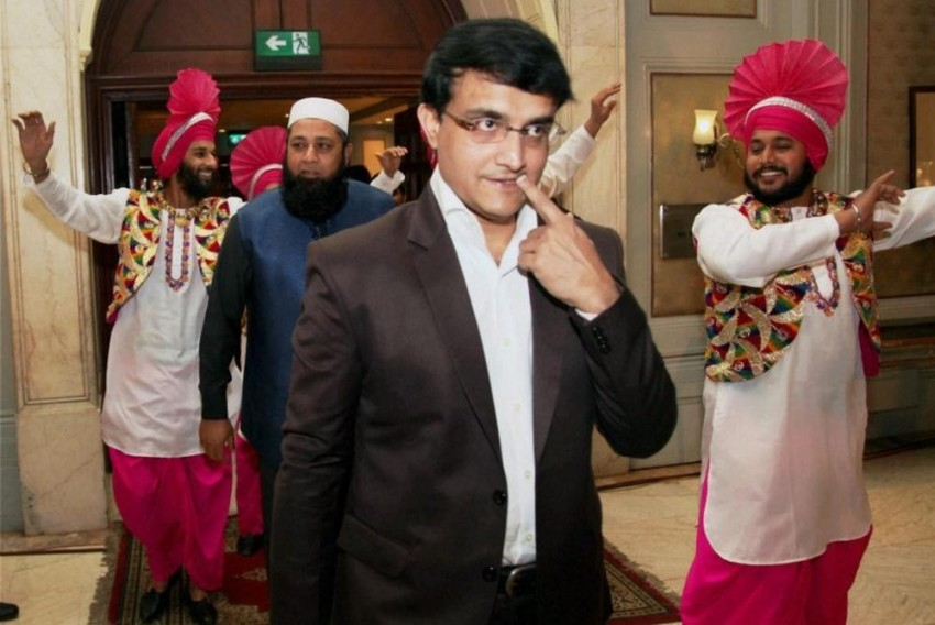 Is Sourav Ganguly About To Become BCCI President After Thakur Ouster?