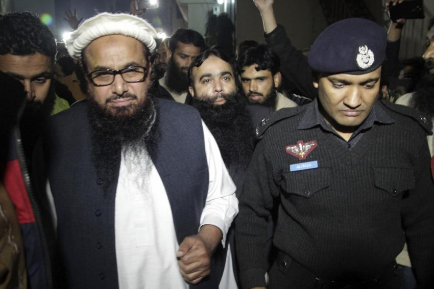 Security Experts Cynical About Pakistan's Move To Detain Terror-Sitter Hafiz Saeed
