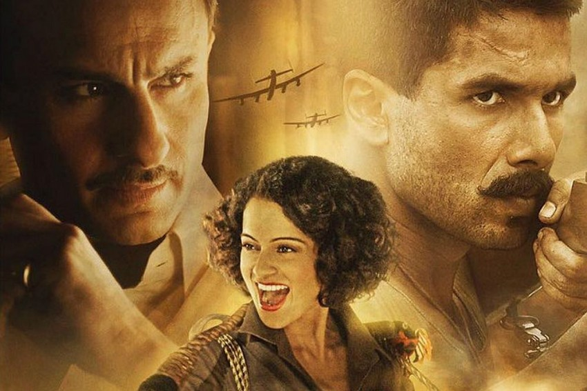 Rangoon A Deadly Cocktail Of Deceit, Betrayal And Romance