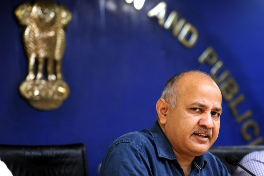 Delhi Metro Fare Hike A 'Conspiracy' To Benefit Private Taxis, Alleges Dy CM Manish Sisodia