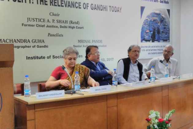 Were The Likes Of Savarkar A Norm, And Gandhi An Aberration In India, Asks Historian Ramachandra Guha