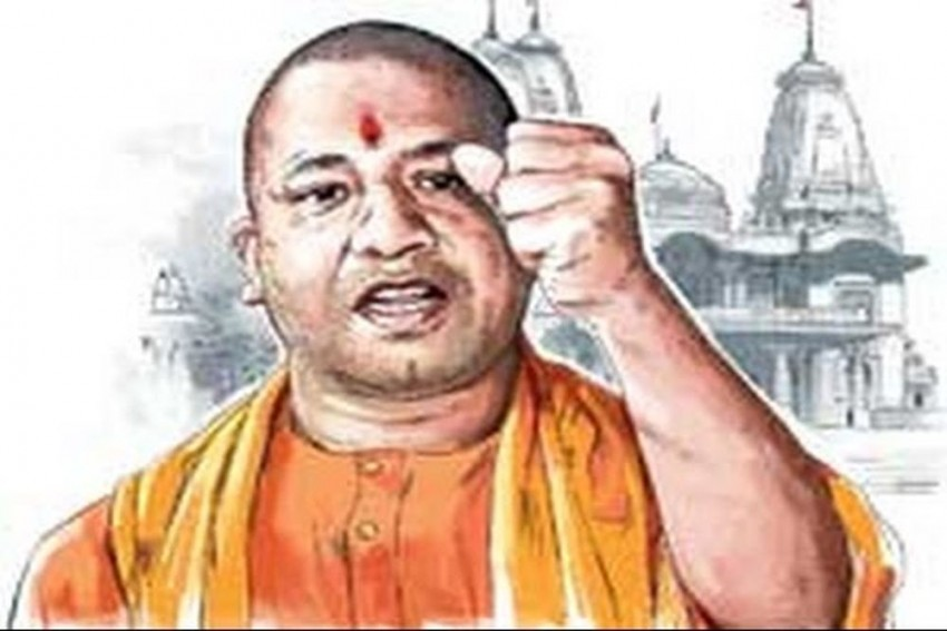 Yogi Govt Proposes To Build 100-Metre-Tall Ram Statue On Saryu River Banks In Ayodhya
