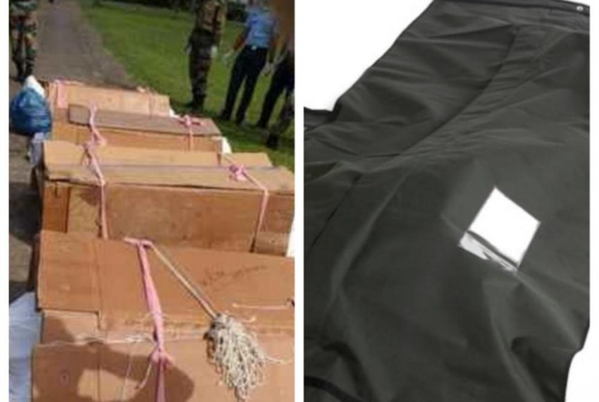 Body-Bags For Soldiers Costs Less Than Rs 500, Defence Ministry Has No Immediate Plans To Procure Them