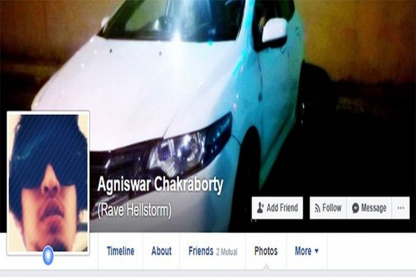 Kolkata Man Threatens On Facebook To Rape Woman In Front Of Minor Brother For Deleting Smiley