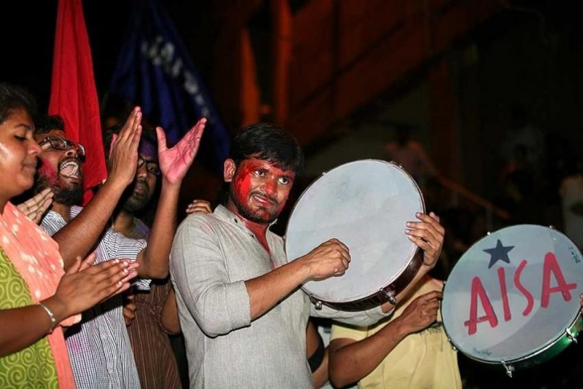 Delhi HC Sets Aside Disciplinary Action Against Former JNUSU President Kanhaiya Kumar, 14 Others