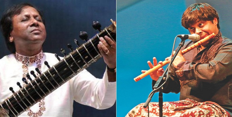 Two Early Starters Who Continue To Add Shine To Indian Music